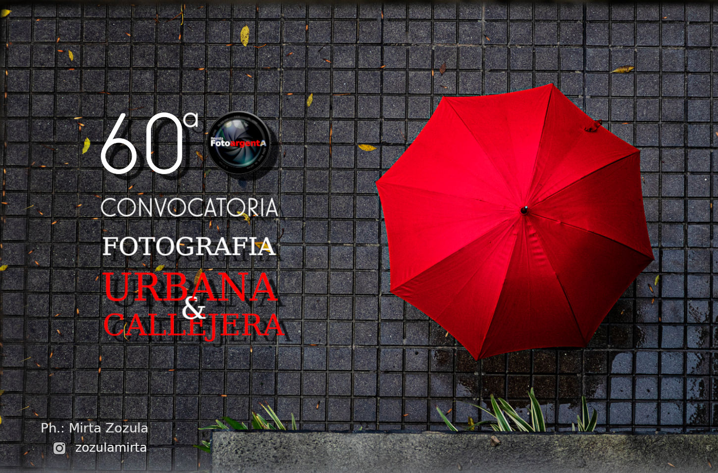 60th Call for Urban & Street Photography
