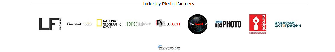 The Andrei Stenin International Press Photo Contest 2019 Industry Media Partners